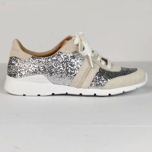 UGG Shoes | Jaida Glitter Sneaker Size
